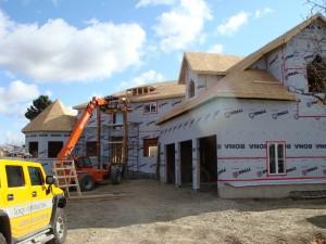 1 Exterior under construction